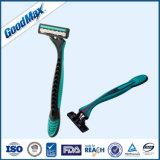Ensemble Cartrigde Système de rasoir Rasoir rasoir rasoir pour homme, homme (SL-3035)
