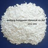Flocos do cloreto de cálcio de 74% para o derretimento da neve