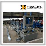 Maquinaria Shaped do formulário do rolo de aço da CZ