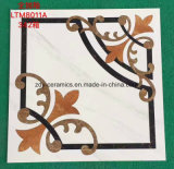 Mattonelle lustrate Polished piene di ceramica di pietra naturali della porcellana del materiale da costruzione