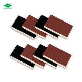 12 mm, 15 mm, 18 mm de la mélamine de colle du film de base auxquels sont confrontés de contreplaqué de peuplier