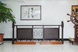 Balustrade en acier galvanisée décorative de haute qualité 1 de balcon d'alliage de Haohan Alluminum