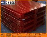 Paletes de aço para serviço pesado para sistema de armazenamento de armazém