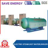 Caldera de agua caliente eléctrica horizontal automática de la calefacción