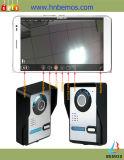 WiFi inländisches Wertpapier-Interfon-videotür-Telefon-Türklingel