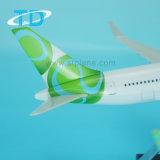 Самолет B767-200 горячей смолаы маштаба 1/200 сбывания модельный