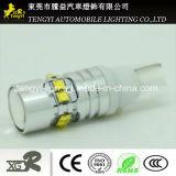 phare automatique de lampe de regain de la haute énergie DEL de la lumière 50W de véhicule de 60W DEL avec le faisceau léger de Xbd de CREE du plot H1/H3/H16/H8