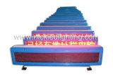 Zeichen-Vorstand des Doppel-Farbe Verschieben- der Bildschirmanzeigetext-LED beweglicher des Zeichen-LED (P4)