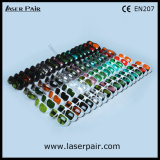 Горячий продавать диода и ND: Машины удаления волос стекел лазера YAG защитные с серой рамкой 55