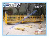 Berceau suspendu en acier sécurisé pour la construction
