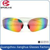 Bas prix léger blanc Logo personnalisé Promo UV400 la conduite de la pêche du sport cycliste lunettes de soleil