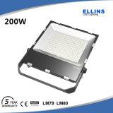 Luz de inundación de la alta calidad LED del fabricante de China 200 vatios