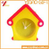 Regalo lindo del recuerdo del reloj de alarma del silicón de Ainmal (YB-HR-89)