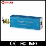 Blitzableiter des Einfachkanal-RJ45 des Ethernet-SPD 100Mbps Poe
