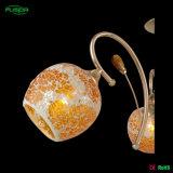 Decken-unten helle Dekoration-Leuchter-Lampe