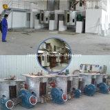 Mittelfrequenz2t induktionsofen für schmelzenden Alteisen-Stahl