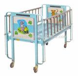 [أغ-كب003] معدن مستشفى طفلة طبّيّ يدويّة أطفال سرير