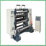 Machine de fente à grande vitesse de roulis de papier de film plastique