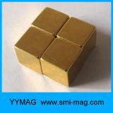 rompecabezas especial Cubo magnético de la velocidad del cubo mágico cuadrado de los imanes de 5m m
