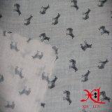 Tecido de Chiffon Digital para Vestuário de Vestido