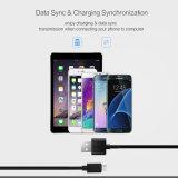 고품질 Sync와 책임 이동 전화 8 Pin 번개 USB Samsung 또는 iPhone