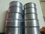 Провод и пушка электрической дуги Ss алюминиевой нержавеющей стали крома никеля Jacketed керамические составные для металла/керамического термально покрытия брызга