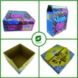 도매 디자인 아이스크림 마분지 포장 상자