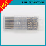 HSS Co Twist Drill Set for Metal Drilling