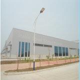 창고를 위한 가벼운 Prefabricated 강철 구조물 저장 건물