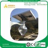 El brillo de 12W LED de control de la luz solar al aire libre de la luz de luna