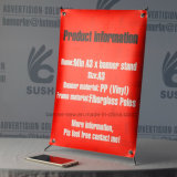 Min X Banner stand stand, X, X La béquille (A3)