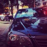 Indicatori luminosi di indicatore magnetici del veicolo dell'automobile della lampada impermeabile superiore della carrozza di tassì