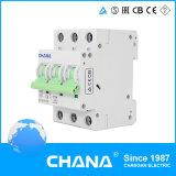 Автомат защити цепи аттестованный Cecb миниатюрный MCB IEC L7 Ekm1-63 стандартный