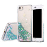 The 3rd Generation Glitter Bling Liquid Sand Star Quicksand Clear TPU Phone Case