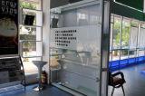 Exposition de l'espace Commercial pièce producteur stand d'affichage