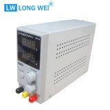fuente de corriente continua Ajustable de la conmutación de la variable de 30V 5A Lwk305D para la reparación del teléfono móvil