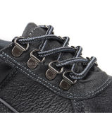 Работа Ломать-Доказательства Puncture-Proof вскользь обувает ботинки безопасности неподдельной кожи защитные