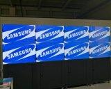 55 Polegadas Moldura 3,5mm 500nit Samsung monitor LCD