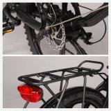 Bicyclette électrique de modèle de ville avec le pneu de 26 inc. à vendre