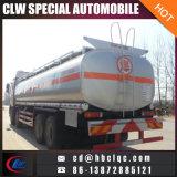 FAW 8X4 30mt 38000L 도로 탱크 차량 석유 탱크 차