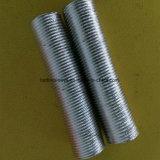 Heat Shield Fiber Glass Tubo ondulado de alumínio protetor