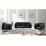 Meubles de bureau modernes de sofa de tissu en métal de présidence de Silla