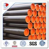 Dn25 Sch 40 ASTM A106 급료 B 탄소 이음새가 없는 관