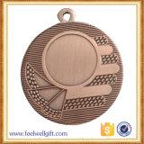 メダルを実行する亜鉛合金のブランクの挿入スポーツ・イベント