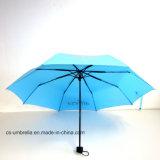 """21 de """" guarda-chuva de anúncio de dobramento X8k 3"""