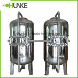 Hot Sale 2t / H Stainless Steel Water Filter Housing China Supply