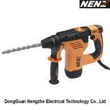 Professioneller sicherer Drehhammer Nz30 für bohrende Betonmauer, Vorstand und Stahlplatte