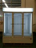 Dispositivo di raffreddamento della visualizzazione della bevanda/frigorifero visualizzazione delle bevande/frigorifero commerciali visualizzazione del supermercato