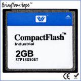 산업 사용 공작 기계 2GB 조밀한 플래시 카드 (2GB CF)