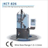 8 axe haute vitesse CNC Ressort de compression de ressort de la machine d'enroulement&coiler
